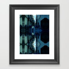 ripe for the quenching (1) Framed Art Print