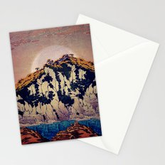Guiding me across Nobe Stationery Cards