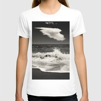 spain T-shirts featuring Mijas, Spain by Carlos Sanchez