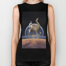 Dancing Camel Biker Tank