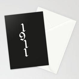1911 Stationery Cards