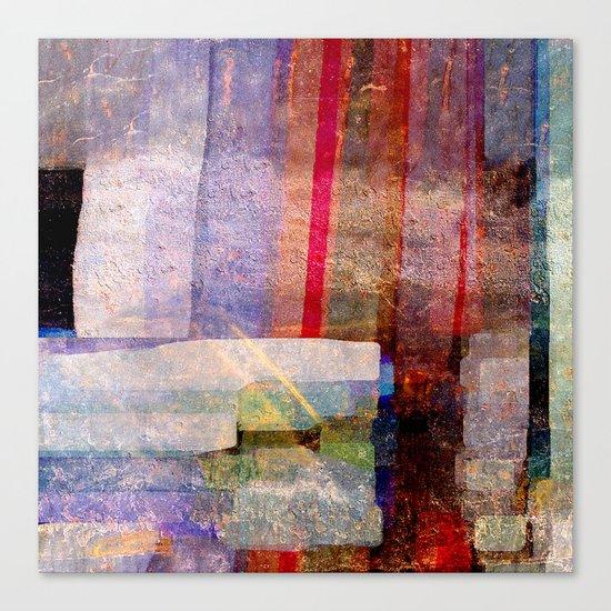 Art Construct Canvas Print
