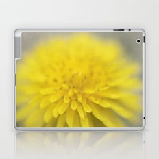 yellow sunshine Laptop & iPad Skin