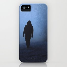 Walk into this void iPhone Case