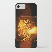 coca cola iPhone & iPod Cases featuring Coca Cola by CharlieRae