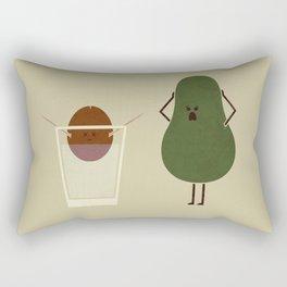 The Horror Rectangular Pillow