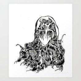 Mayday Art Print