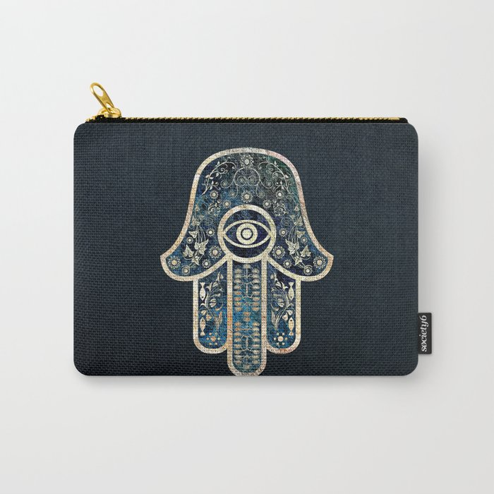 Hamsa 2 Carry-All Pouch