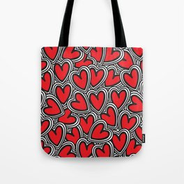 Love, love, love Tote Bag