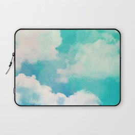 Spring Sky Laptop Sleeve