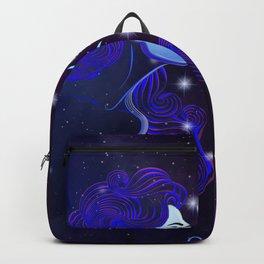 Zodiac neon signs — Gemini Backpack