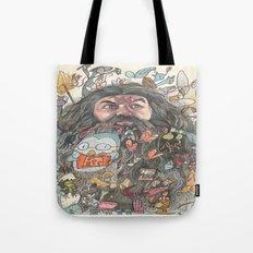 Hagrid's Beard Tote Bag