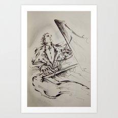 Maestro Art Print