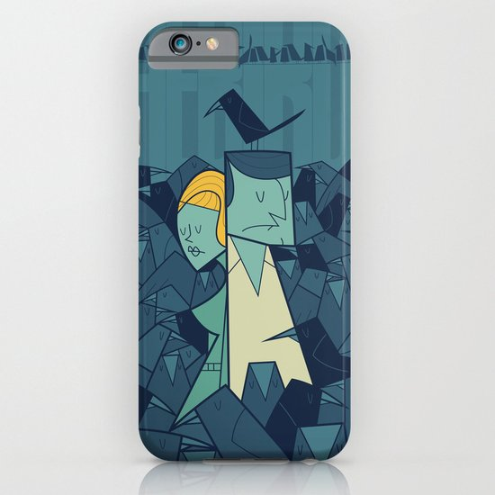 The Birds iPhone & iPod Case