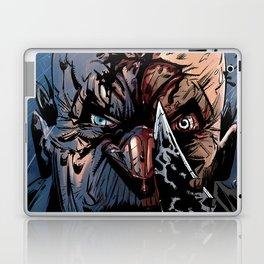 WRATH OF GOD - Seven Laptop & iPad Skin