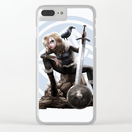 Hillevi Clear iPhone Case