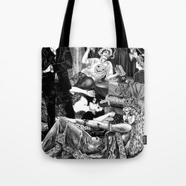Opulence & Decadence Tote Bag