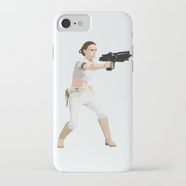 Padme of Star Wars iPhone Case