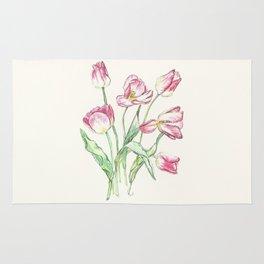 Triumph Tulips Rug