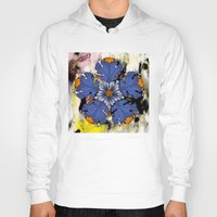 baroque Hoodies featuring Baroque Flower by FakeFred