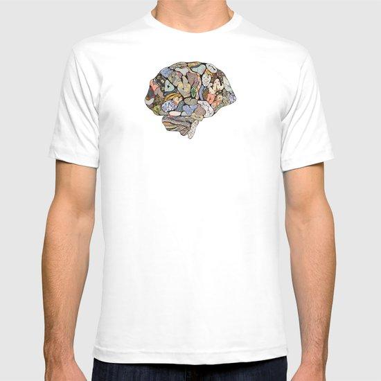 my brain looks different T-shirt