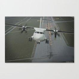 ATR 72-600 Canvas Print
