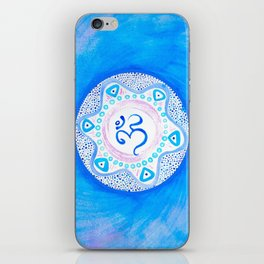Ohm Peace Within iPhone Skin
