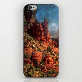 Van Goghs Sedona Vortex iPhone Skin