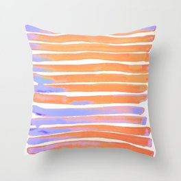 Easter and Spring Throw Pillow