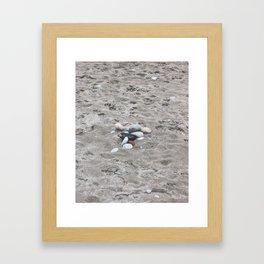 Woodbine Beach 2017 Framed Art Print