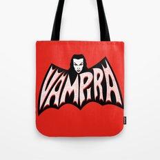 Vampira! Tote Bag