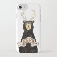 beer iPhone & iPod Cases featuring Beer by Cale LeRoy
