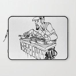 Scribbling Laptop Sleeve
