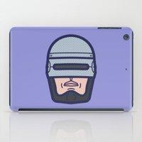 robocop iPad Cases featuring ROBOCOP by M. Gulin