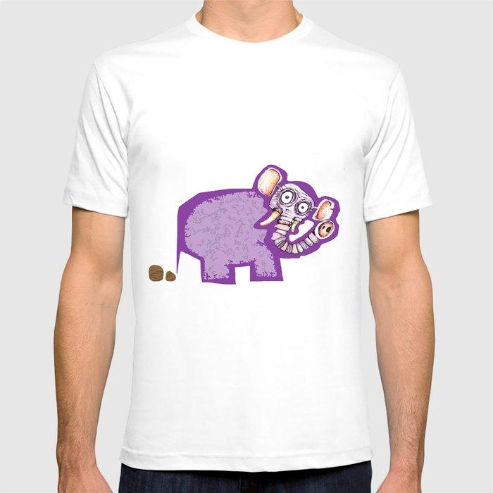 Elephant poop T-shirt