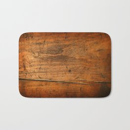 Wood Texture 340 Bath Mat