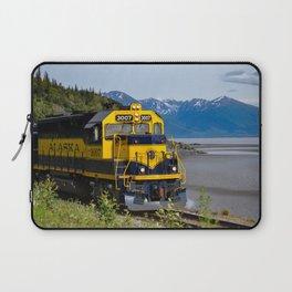 5298 - Alaska Passenger Train Laptop Sleeve