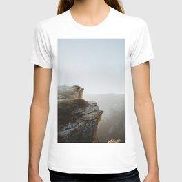 Taft Point, Yosemite T-shirt