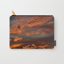 Later Reservoir Sunset Carry-All Pouch