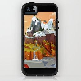 L'île aux copains automne/hiver iPhone Case
