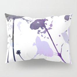 Field of Flowers Indigo Pillow Sham