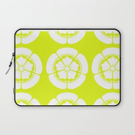 Samurai-Oda family Crest version2 Laptop Sleeve