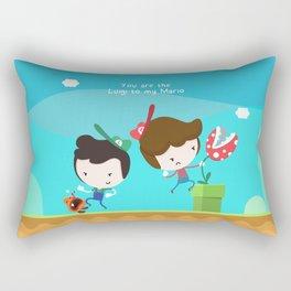 Brutha Rectangular Pillow