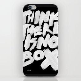 NOBOX iPhone Skin