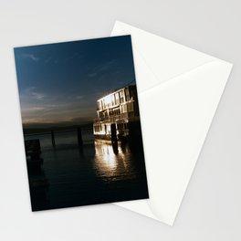 film burlington reflection Stationery Cards