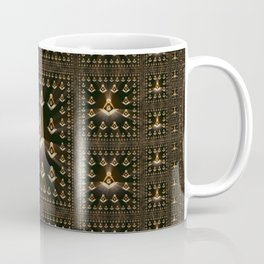 Freemason Symbolism, Masnonic, Masonry, Occult Coffee Mug