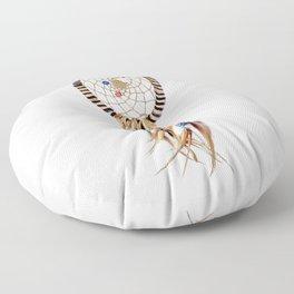 Spiritual Dreamcatcher Floor Pillow