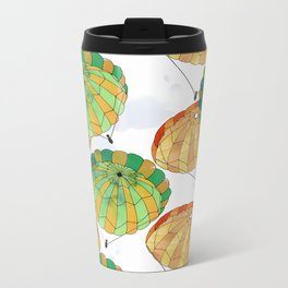Parachutes Metal Travel Mug
