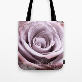 Pastel Pink Lilac Rose #1 #floral #art #society6 Tote Bag