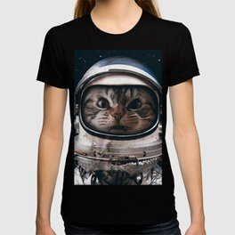 Space catet T-Shirt